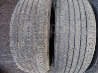 Bridgestone Dueler H/T. Летние, 2012 год, 30%, 2 шт