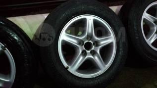 "Toyota. 6.5x16"", 5x114.30, ET35"