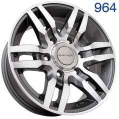 """Sakura Wheels 497. 6.0x15"""", 6x139.70, ET33, ЦО 108,1мм."""