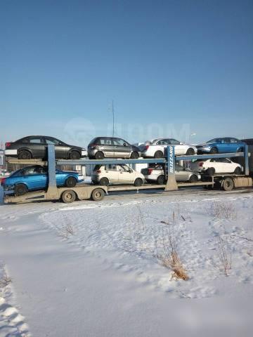 Rolfo Blizzard. Продам полуприцеп-автовоз 2007, 28 000кг.
