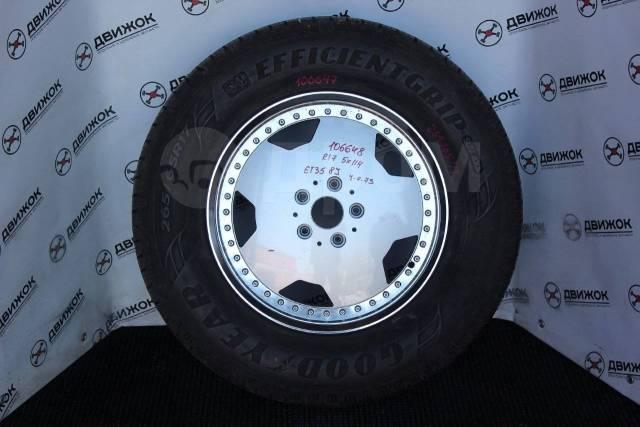 Goodyear EfficientGrip SUV. Летние, 2013 год, 5%, 4 шт
