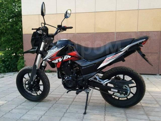 Motoland Seven 250. 250куб. см., исправен, птс, без пробега. Под заказ