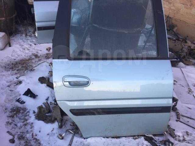Дверь боковая. Hyundai Matrix, FC Двигатели: G4EDG, G4GBG
