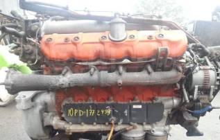Двигатель в сборе. Isuzu Forward Isuzu Giga Двигатель 10PD1