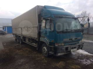 Nissan Diesel. Продаётся грузовик UD, 17 990куб. см., 15 000кг.