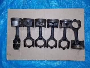 Поршень. Mazda MPV, LW5W, LWEW, LWFW