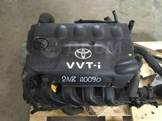 Двигатель в сборе. Toyota: Platz, ist, Vios, Vitz, Corolla Axio, Porte, Soluna Vios, WiLL Vi, Echo, Corolla, Probox, Yaris Verso, Funcargo, Yaris, Ech...