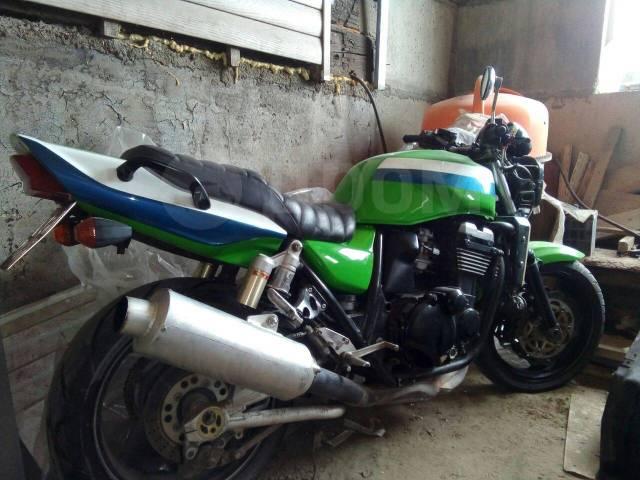 Kawasaki ZRX. 1 100куб. см., исправен, птс, с пробегом