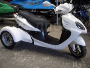 Honda VTZ 250. 125куб. см., исправен, птс, без пробега
