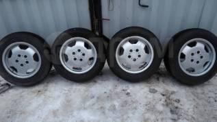 """Комплект летних колес. 6.0x15"""" 5x114.30 ET-46 ЦО 76,0мм."""