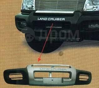 Кенгурятники. Toyota Land Cruiser, HDJ101K, UZJ100, HZJ105, HDJ100L, HDJ100, FZJ105, HZJ105L, J100, UZJ100W, UZJ100L Двигатели: 1HDFTE, 2UZFE, 1HZZ, 1...