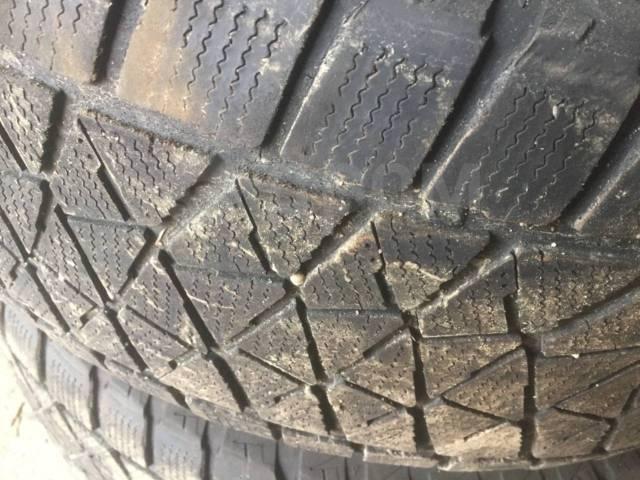 Bridgestone Blizzak DM-V2. Зимние, без шипов, 2013 год, 50%, 4 шт