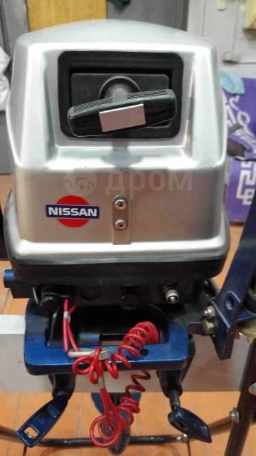 Nissan Marine. 2-тактный, бензиновый, нога S (381 мм)