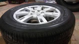 Bridgestone Dueler H/T D684. Летние, 2008 год, 30%, 4 шт
