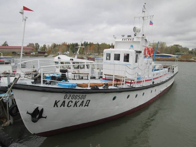Ярославец РМ-376. 1987 год год, 150,00л.с.