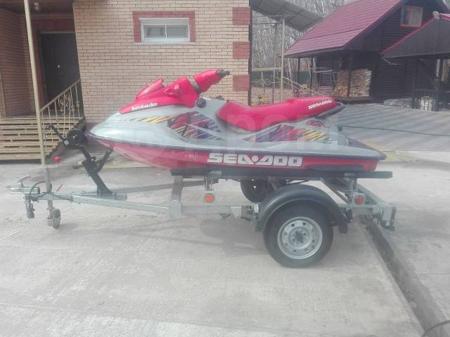 BRP Sea-Doo GSX. 2001 год год