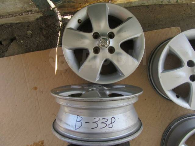 """Nissan. 5.0x14"""", 4x100.00, ET45, ЦО 59,1мм."""