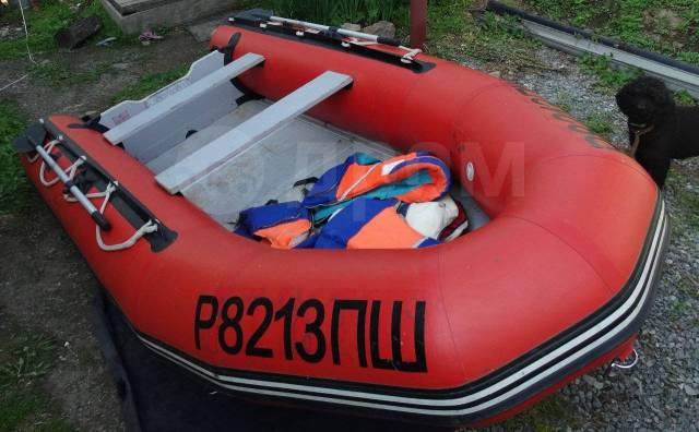 Aquasparks SD. 2007 год год, длина 3,85м., двигатель без двигателя