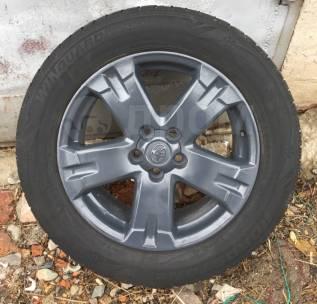 "Комплект колес R18 Toyota. 7.0x18"" 5x114.30 ET45 ЦО 73,0мм."