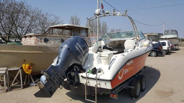 Nereyda. 2011 год год, длина 6,40м., двигатель подвесной, 150,00л.с., бензин