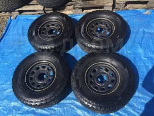"""Продам комплект колес. 6.5x15"""" 6x139.70 ET40 ЦО 110,0мм."""