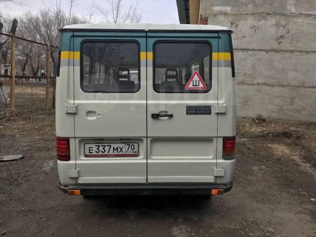 Mercedes-Benz MB100. Автобус, 11 мест, В кредит, лизинг