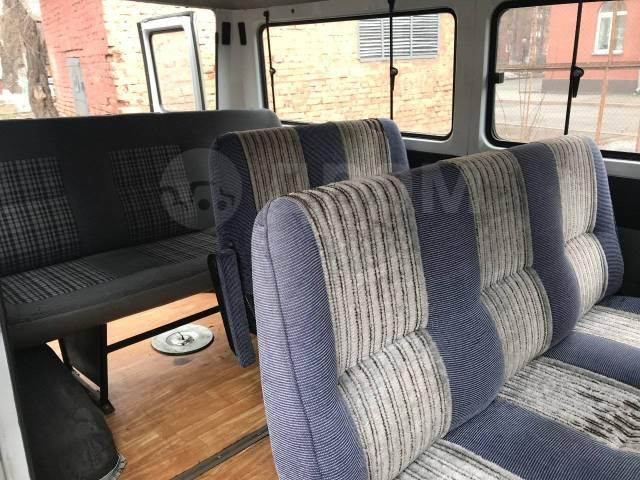 Mercedes-Benz MB100. Автобус, 10 мест