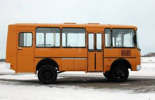ПАЗ 3206. Автобус -110 (4х4), 4 670куб. см., 25 мест