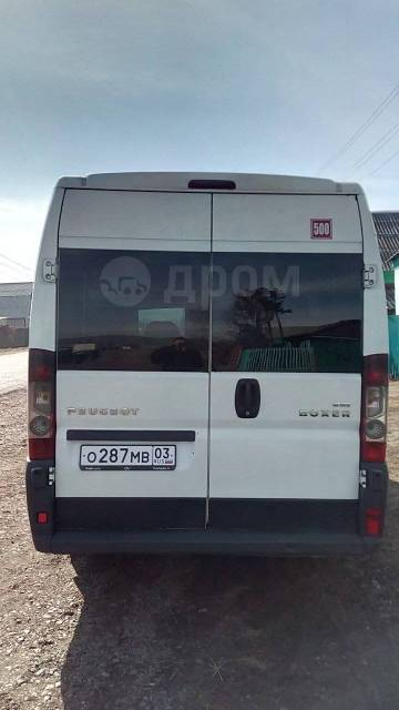 Peugeot. Продаю автобус, 2 200куб. см., 18 мест