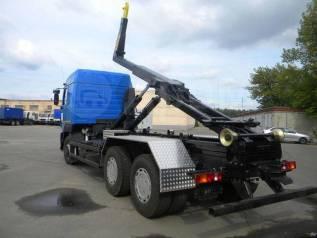 Автосистемы АС-21М4. АС-21М4 (63371U) на шасси МАЗ 6312B9-429-012 Евро-4 (нав. Hyvalift), 12 000куб. см.