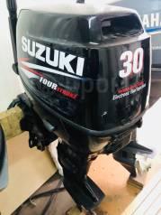 Suzuki. 30,00л.с., 4-тактный, бензиновый, нога S (381 мм), 2008 год год