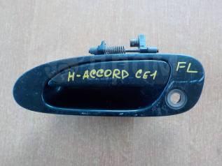 Ручка двери внешняя. Honda Accord, CF2 Двигатели: H22A, H22A1, H22A7