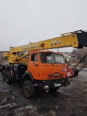 Галичанин. Продам автокран на базе Камаз 53228-15 , 10 850куб. см., 25 000кг., 22м.