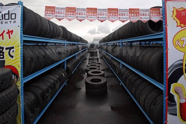 Грандиозный выбор шин на полях колёс Хоккайдо