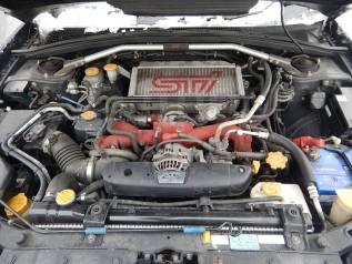 Двигатель в сборе. Subaru Forester, SG, SG5, SG9, SG9L Двигатель EJ255