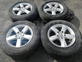"Комплект колес на Таурег. x17"" 5x130.00"