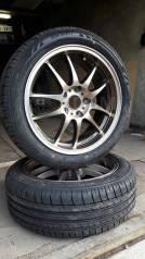 """Sakura Wheels 346. 7.0x17"""", 5x114.30, ET42, ЦО 73,1мм."""
