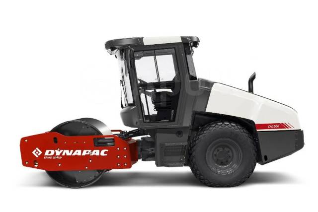 Dynapac. Грунтовый каток нового поколения CA3500D