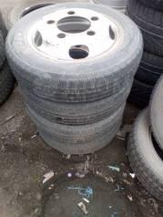 Bridgestone R202. Летние, 2007 год, 5%, 4 шт