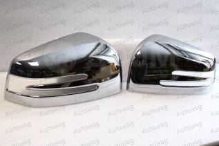 Накладка на зеркало. Mercedes-Benz G-Class, W463