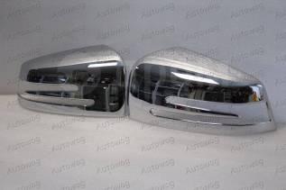 Накладка на зеркало. Mercedes-Benz S-Class, W221