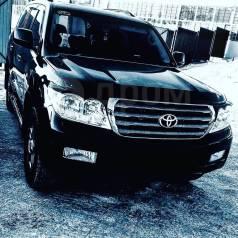 Toyota Land Cruiser. С водителем