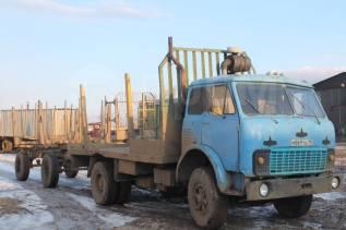 МАЗ 500. Продается МАЗ-500 с прицепом, 132куб. см., 9 000кг.