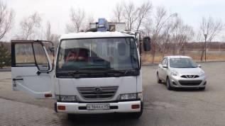 Nissan Diesel Condor. Продам грузовик с манипулятором, 5 000кг., 4x2