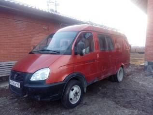 ГАЗ 2705. Грузопассажирский фургон