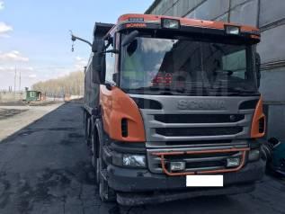 Scania P380. , 2012, 12 000куб. см., 32 000кг.