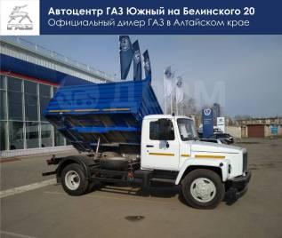 ГАЗ 3309. Самосвал, 4 400куб. см., 4 250кг., 4x2