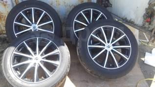 """Продам колёса. 7.5x18"""" 5x114.30 ET38 ЦО 73,0мм."""