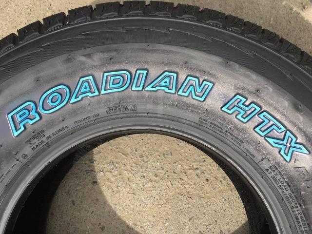 Nexen Roadian HTX RH5. Летние, 2018 год, без износа, 4 шт