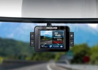 Neoline X-COP 9000c Видеорегистратор 3 в 1 GPS радар детектор Корея. Toyota: Lite Ace, Corona, Ipsum, MR-S, Tundra, Pixis Truck, Hilux Pick Up, Starle...